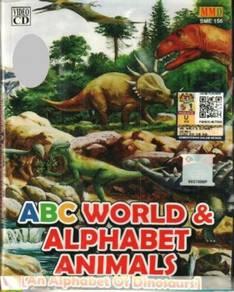VCD ABC World Alphabet Animals An Alphabet Of Dino