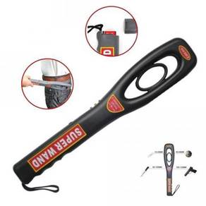SuperWand GP-008 Handheld Metal Detector