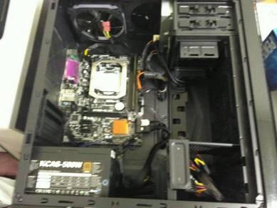 Barebone PC (NO CPU / GPU / RAM)