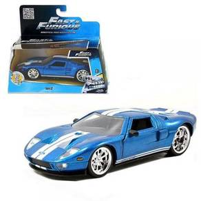 Fast & furious 5 FORD GT 1/32 diecast model