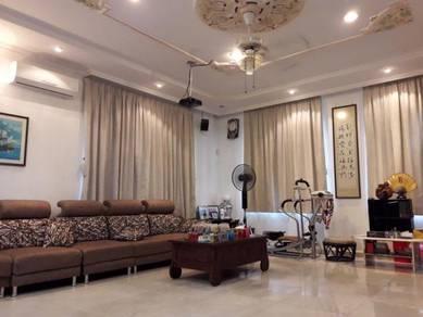 Fully-furnished Single Storey Bungalow in Cinta Sayang Golf Club