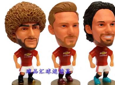Football club - man utd fellani toy