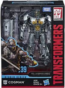 Transformers Studio Series 39 CogMan