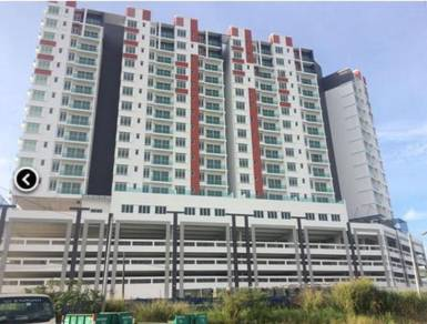 Spectrum Residence, new condo Bukit Mertajam Kota Permai