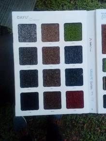 N.S.DECO,Promosi carpet tile,siap pasang hanya