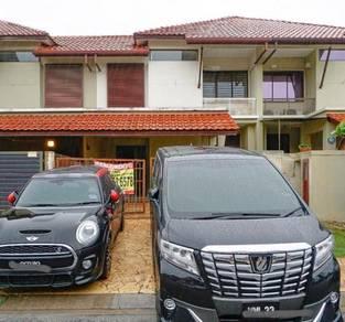 2 Storey House Tropica 1, Jalan Tiang Seri Bukit Jelutong, Shah Alam