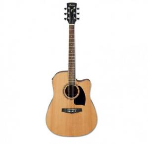 Ibanez Semi Acoustic Guitar - PF17ECE