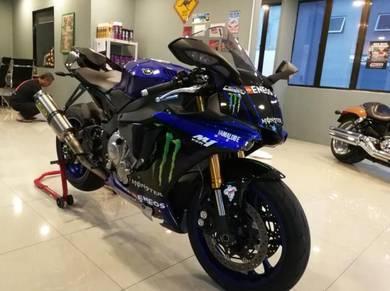 Yamaha yzf r1 2015 motogp edition UNREGISTERED
