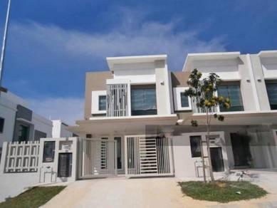Double storey, below market value, Setia Alam, terrace
