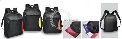 Back Pack Solid Nylon