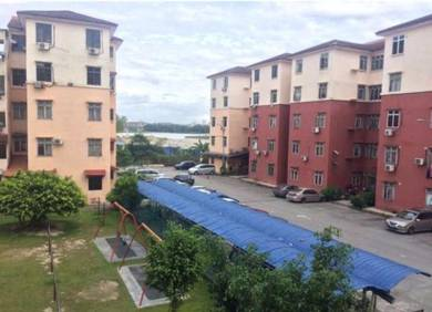 Puchong Prima Orchid Apartment TENANTED+STRATA+FREEHOLD+NEAR LRT