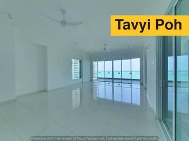 1 Tanjong One Tanjong Super Condo Tanjung Bungah 3 car park seaview