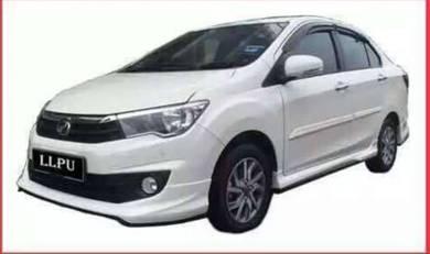 Perodua bezza body kit PU MATERIAL