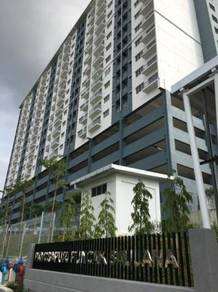 New Pangsapuri Puncak Saujana,Kajang.Ready Move In
