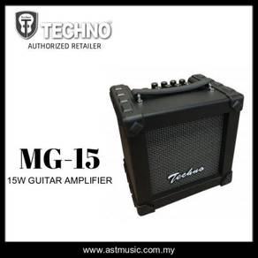 Techno Guitar Amplifier MG-15