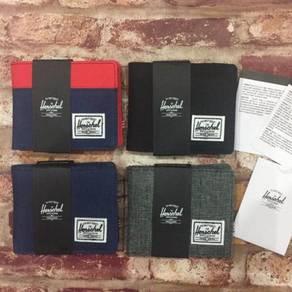 Herschel wallet 4 color