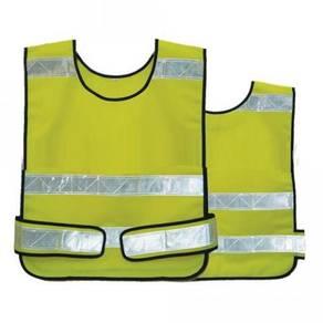 Safety vestlime green