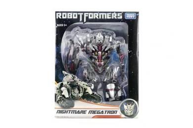 Tanaka Tony Transformer KO Nightmare Megatron