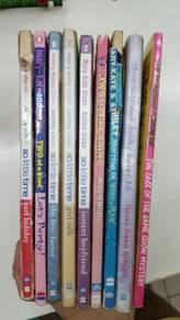 Mary-Kate & Ashley Olsen novel books