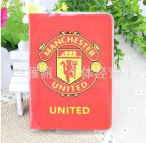 Football club - man utd passport alex ferguson