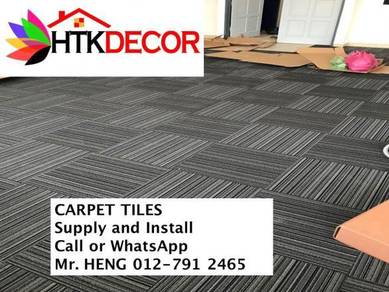 Carpet Tile with Expert Installation 68HD