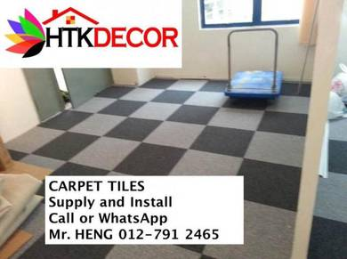 Best Carpet Tile For You -with install 26AK