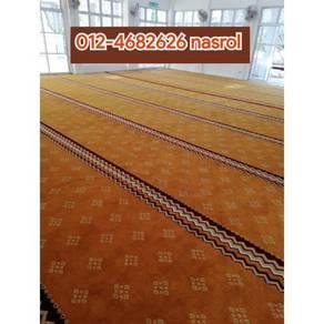Karpet masjid design baru
