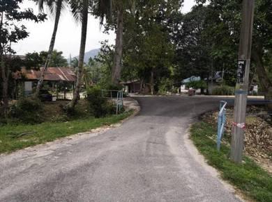 First grade tanah ( land ) balik pulau