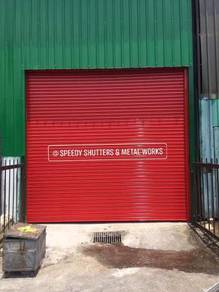 Roller Shutter Door service reparing and install