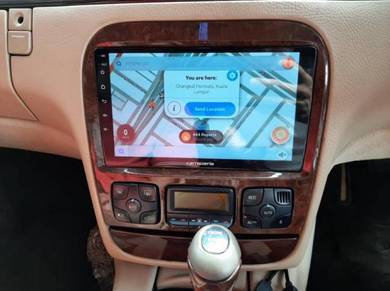 Mercedes benz w220 s class 10 inch android player
