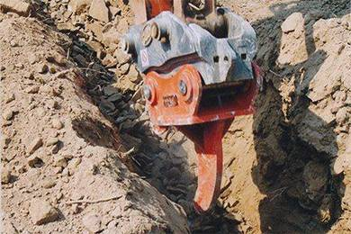 Japan Imported Excavator Rock Stone Ripper