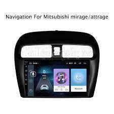 Mitsubishi mirage attrage oem android car player