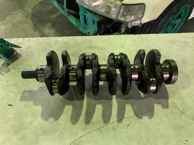 Honda dc5,ep3,cl7,fd2r,fn2r crankshaft