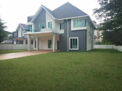 Bungalow Corner Lot Taman Ukay Seraya Ampang