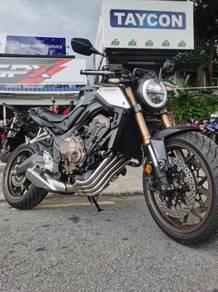 Honda CB650R (NeoCafeRacer) ready stock