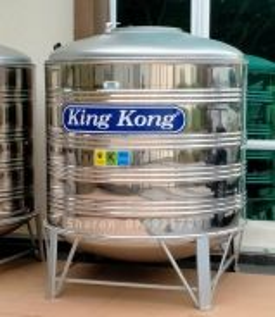 NEW!! KING KONG Water Tank < 1500 Litres