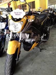 YAMAHA FZ150i (MOTOR STANDRAD)