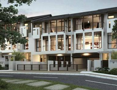 [18x65] 2.5Storey Linked Double Ceiling Home with Precious Environment