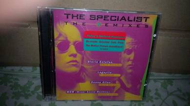 CD The Specialist Soundtrack - The Remixes