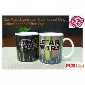 Colour changing star wars mug 10