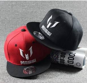 Football club - messi cap (red/black) barcelona