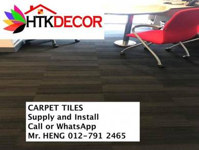 Office Carpet Tile - with Installation 66CE