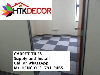 Best Selling Carpet Tile - with install 72ZB