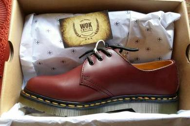 Dr Martens 3 Eye Cherry Red Original