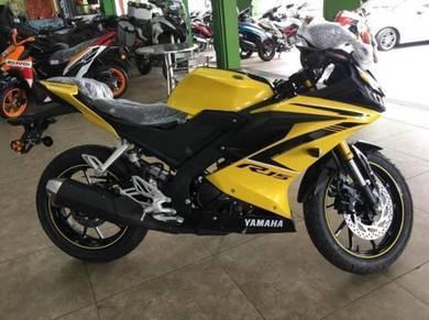 Yamaha R15 lowdeposit