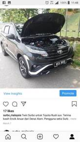 SURBO SIstem Light Turbo utk PERODUA ARUZ / RUSH /