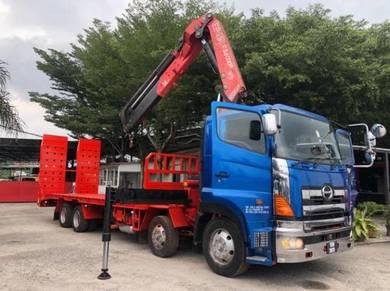 Rebuild hino 700 nissan isuzu volvo crane box