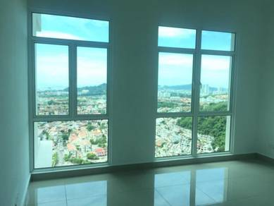 Setia Pinnacle , high floor , Corner unit , worth buy , Well maintain