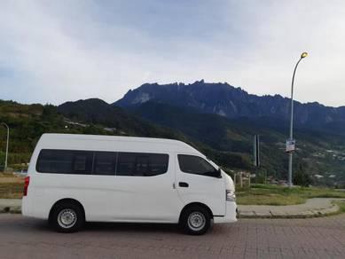 Van Rental Sabah