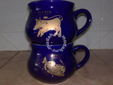 Cawan zodiac mug cup
